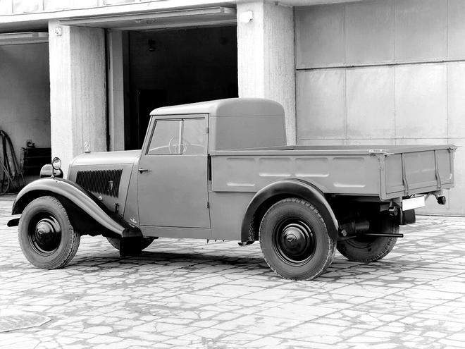 Đại chiến thế giới lần thứ II: Lịch sử những chiếc ô tô nổi tiếng của hai phe Xô – Đức (Phần 2) - Ảnh 2.