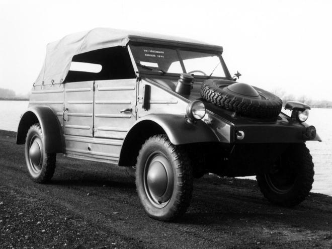 Đại chiến thế giới lần thứ II: Lịch sử những chiếc ô tô nổi tiếng của hai phe Xô – Đức (Phần 2) - Ảnh 3.