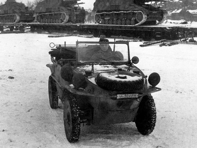 Đại chiến thế giới lần thứ II: Lịch sử những chiếc ô tô nổi tiếng của hai phe Xô – Đức (Phần 2) - Ảnh 4.