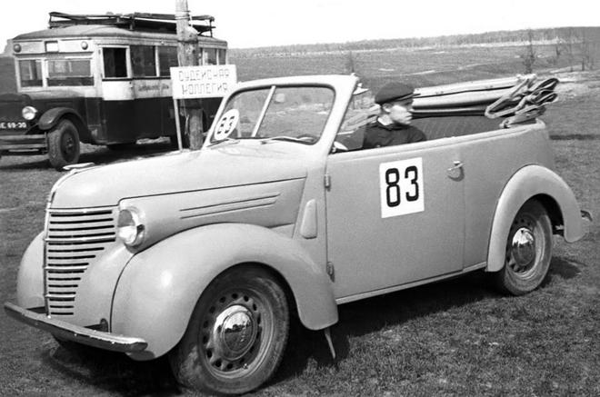 Đại chiến thế giới lần thứ II: Lịch sử những chiếc ô tô nổi tiếng của hai phe Xô – Đức (Phần 2) - Ảnh 5.