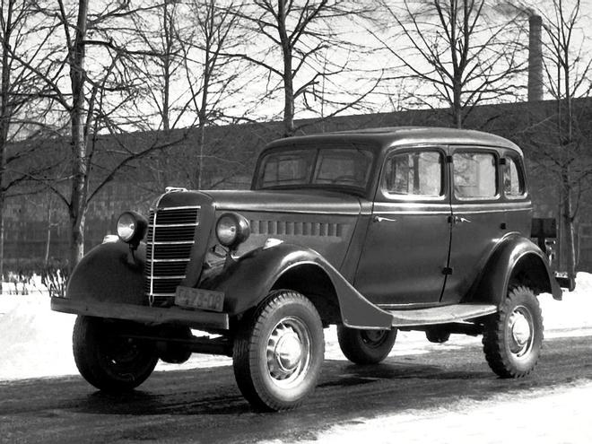 Đại chiến thế giới lần thứ II: Lịch sử những chiếc ô tô nổi tiếng của hai phe Xô – Đức (Phần 2) - Ảnh 7.