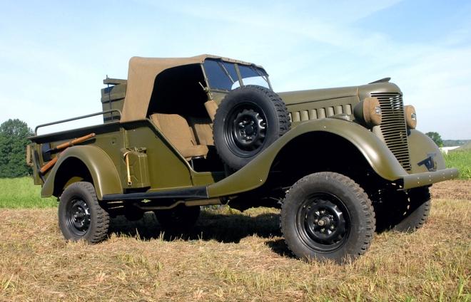 Đại chiến thế giới lần thứ II: Lịch sử những chiếc ô tô nổi tiếng của hai phe Xô – Đức (Phần 2) - Ảnh 8.