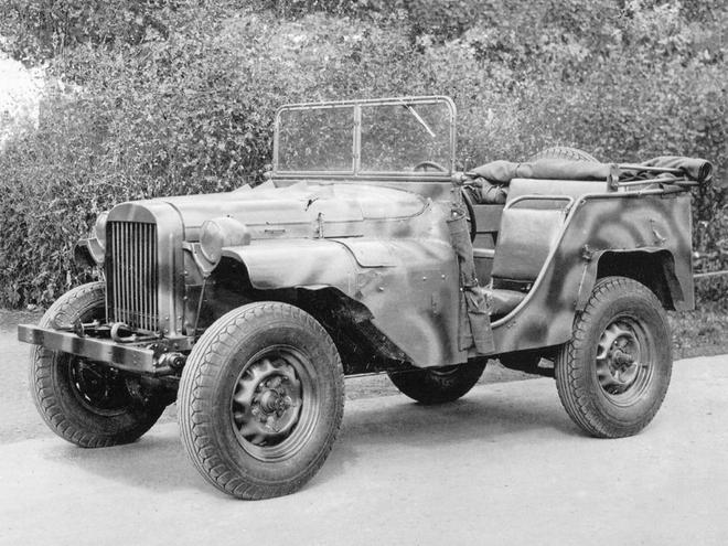 Đại chiến thế giới lần thứ II: Lịch sử những chiếc ô tô nổi tiếng của hai phe Xô – Đức (Phần 2) - Ảnh 9.