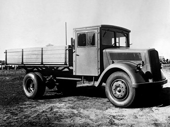 Đại chiến thế giới lần thứ II: Lịch sử những chiếc ô tô nổi tiếng của hai phe Xô – Đức - Ảnh 8.