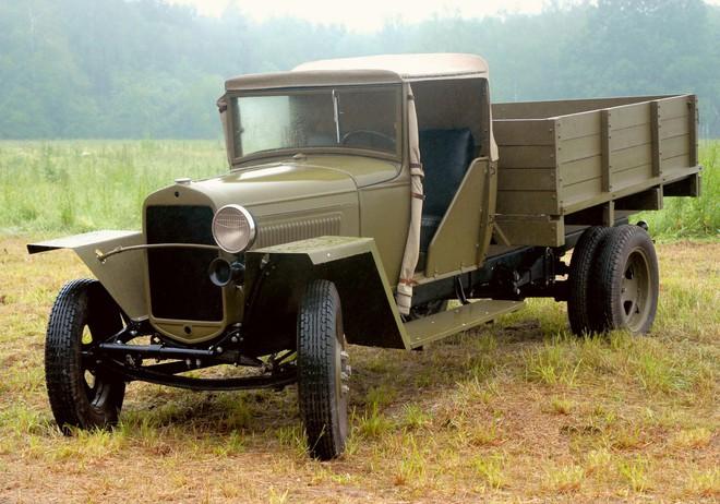 Đại chiến thế giới lần thứ II: Lịch sử những chiếc ô tô nổi tiếng của hai phe Xô – Đức - Ảnh 9.