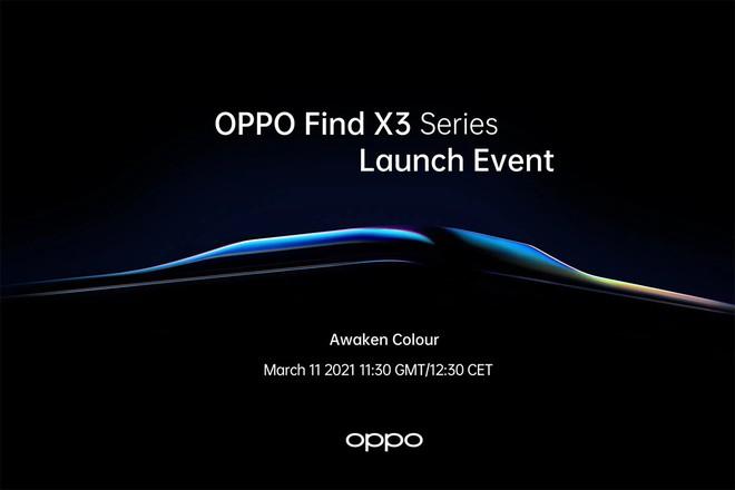 """OnePlus 9 và OPPO Find X3 sẽ là những chiếc smartphone có """"một tỷ màu sắc"""" đầu tiên trên thế giới - Ảnh 1."""