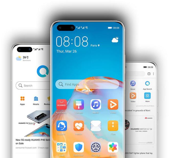 Kho ứng dụng AppGallery của Huawei bất ngờ phát triển thần tốc - Ảnh 1.