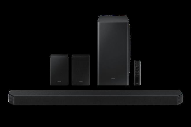 Samsung giới thiệu series sản phẩm 2021: TV MICRO LED/Neo QLED/Lifestyle, màn hình thông minh, loa thanh... - Ảnh 10.