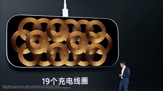 Xiaomi ra mắt đế sạc không dây giống hệt giấc mơ AirPower của Apple, có thể sạc 3 thiết bị khác nhau cùng lúc, giá 90 USD - Ảnh 2.