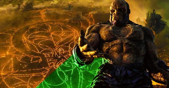 Tại sao Darkseid lại quên đi vị trí của phương trình phản sự sống? - Ảnh 1.