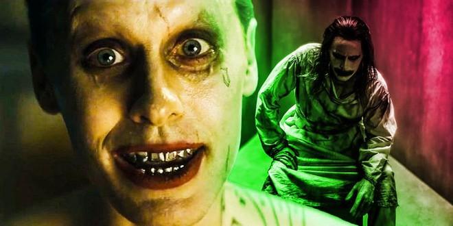 Phiên bản Joker của Zack Snyder đã thay đổi như thế nào khi so với phiên bản trong Suicide Squad? - Ảnh 3.
