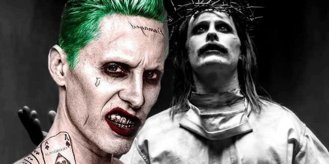 Phiên bản Joker của Zack Snyder đã thay đổi như thế nào khi so với phiên bản trong Suicide Squad? - Ảnh 5.