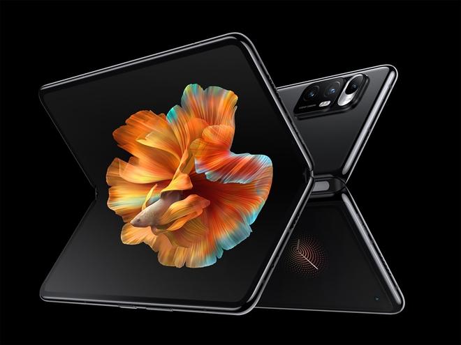 Xiaomi ra mắt smartphone màn hình gập Mi MIX Fold: Thiết kế giống Z Fold2, công nghệ ống kính dạng lỏng, giá từ 35 triệu đồng - Ảnh 1.