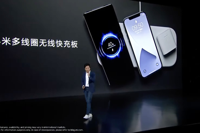 Xiaomi ra mắt đế sạc không dây giống hệt giấc mơ AirPower của Apple, có thể sạc 3 thiết bị khác nhau cùng lúc, giá 90 USD - Ảnh 1.