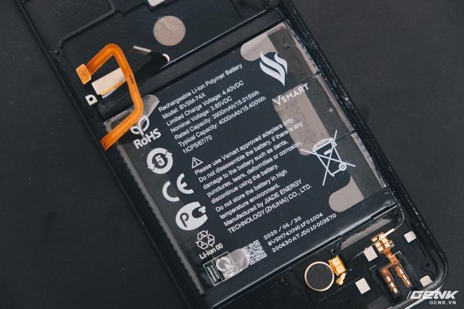 Vsmart Star 5 dùng pin do Vingroup tự sản xuất, không còn dựa vào nhà sản xuất bên ngoài - Ảnh 1.