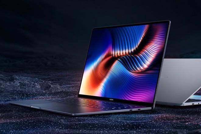 Xiaomi ra mắt Mi Laptop Pro: Màn hình tràn viền 120Hz, Intel Core thế hệ 11, NVIDIA GeForce MX450, giá từ 18.6 triệu đồng - Ảnh 1.