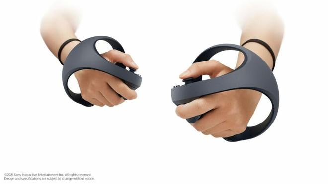 Thiết bị thực tế ảo mới công bố của Sony sẽ tích hợp những yếu tố độc đáo nhất của tay cầm PS5 - Ảnh 2.