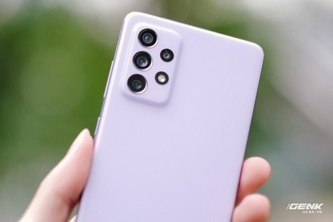 4 camera trên Galaxy A72 có gì thú vị? - Ảnh 4.