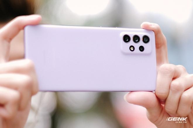 4 camera trên Galaxy A72 có gì thú vị? - Ảnh 3.