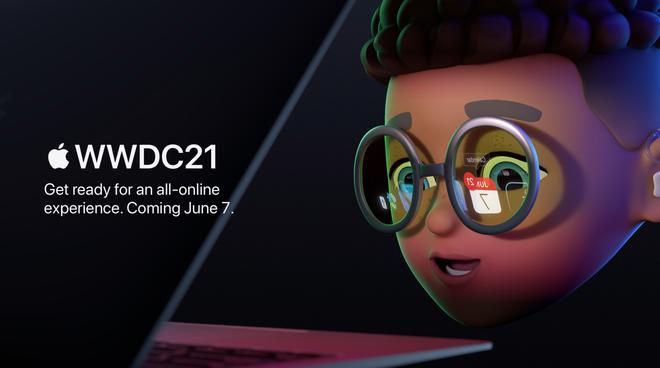 Apple công bố lịch sự kiện WWDC 2021, sẽ tổ chức hoàn toàn trực tuyến - Ảnh 1.