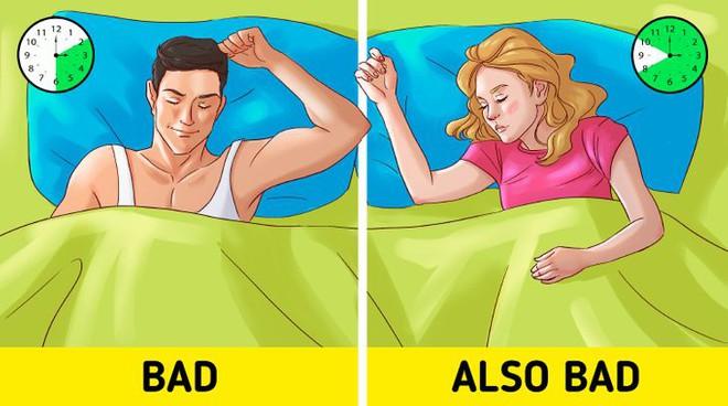Đi ngủ sớm chưa hẳn đã tốt: Đây là cách tính thời điểm hoàn hảo để bạn đi ngủ và thức dậy - Ảnh 3.