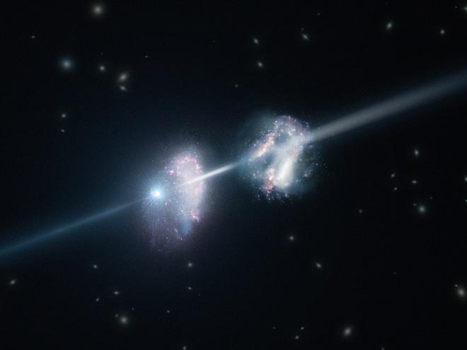 Các nhà thiên văn tìm thấy nơi an toàn nhất để sống trong Dải Ngân hà - Ảnh 2.