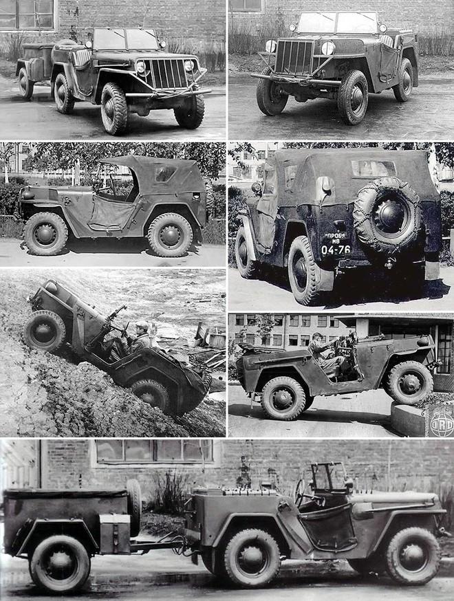 Đại chiến thế giới lần thứ II: Lịch sử những chiếc ô tô nổi tiếng của hai phe Xô – Đức (Phần 2) - Ảnh 10.