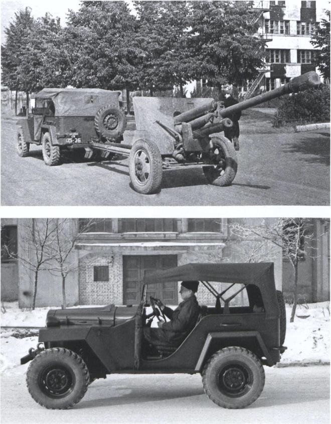 Đại chiến thế giới lần thứ II: Lịch sử những chiếc ô tô nổi tiếng của hai phe Xô – Đức (Phần 2) - Ảnh 11.