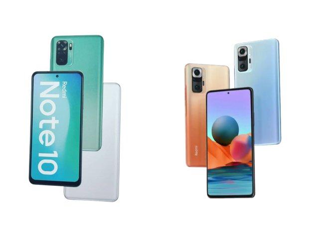 Redmi Note 10 series ra mắt: Snapdragon 678/732G, màn hình AMOLED 120Hz, camera lên tới 108MP, pin 5000mAh, giá chỉ từ 3.8 triệu đồng - Ảnh 1.
