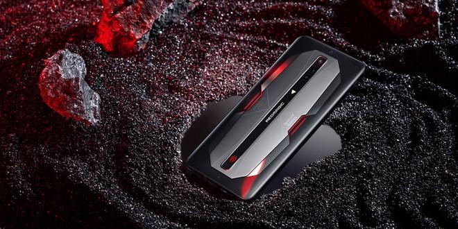 Red Magic 6 series ra mắt: Màn hình AMOLED 165Hz, sạc nhanh 120W, giá từ 13.5 triệu đồng - Ảnh 1.