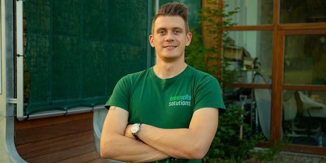 Người nông dân Đức 29 tuổi này muốn trồng được 1 triệu mét vuông rêu bên trong các thành phố - Ảnh 5.