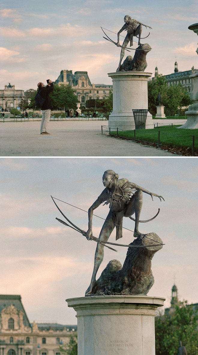 Nhiếp ảnh gia chụp ảnh đài tưởng niệm rồi dùng CGI để thay thế bằng hàng loạt nhân vật đình đám của văn hóa đại chúng - Ảnh 13.