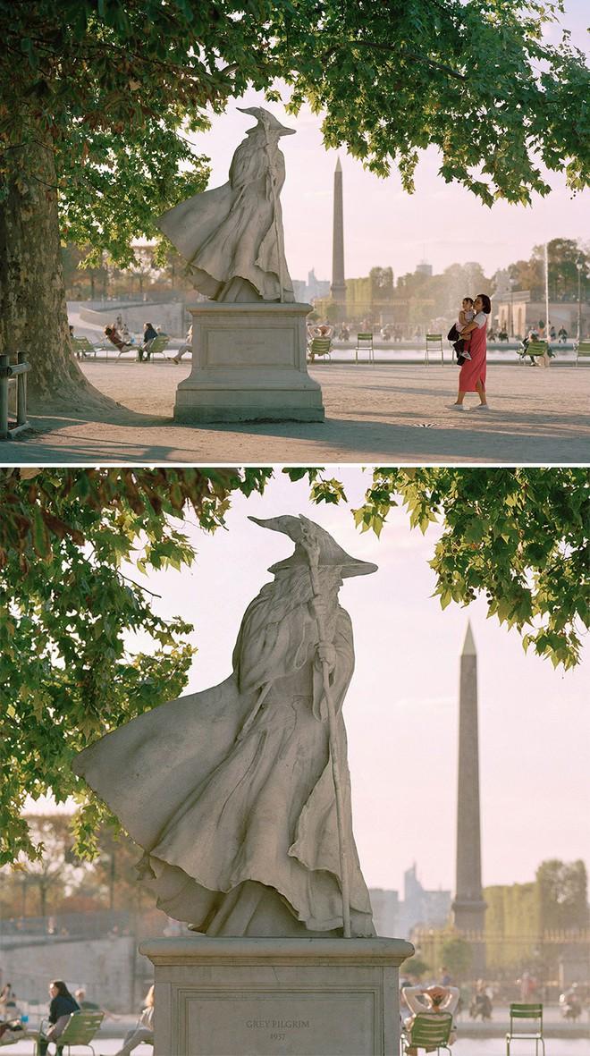 Nhiếp ảnh gia chụp ảnh đài tưởng niệm rồi dùng CGI để thay thế bằng hàng loạt nhân vật đình đám của văn hóa đại chúng - Ảnh 8.