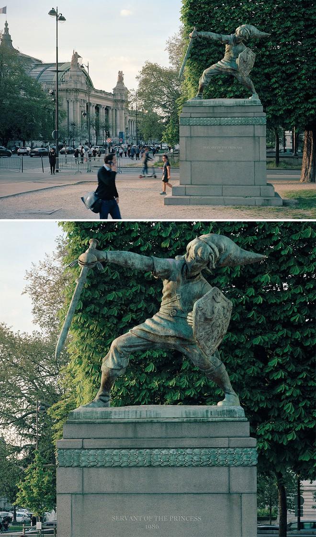 Nhiếp ảnh gia chụp ảnh đài tưởng niệm rồi dùng CGI để thay thế bằng hàng loạt nhân vật đình đám của văn hóa đại chúng - Ảnh 9.