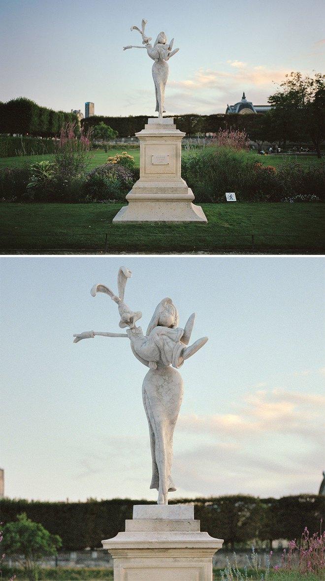Nhiếp ảnh gia chụp ảnh đài tưởng niệm rồi dùng CGI để thay thế bằng hàng loạt nhân vật đình đám của văn hóa đại chúng - Ảnh 11.