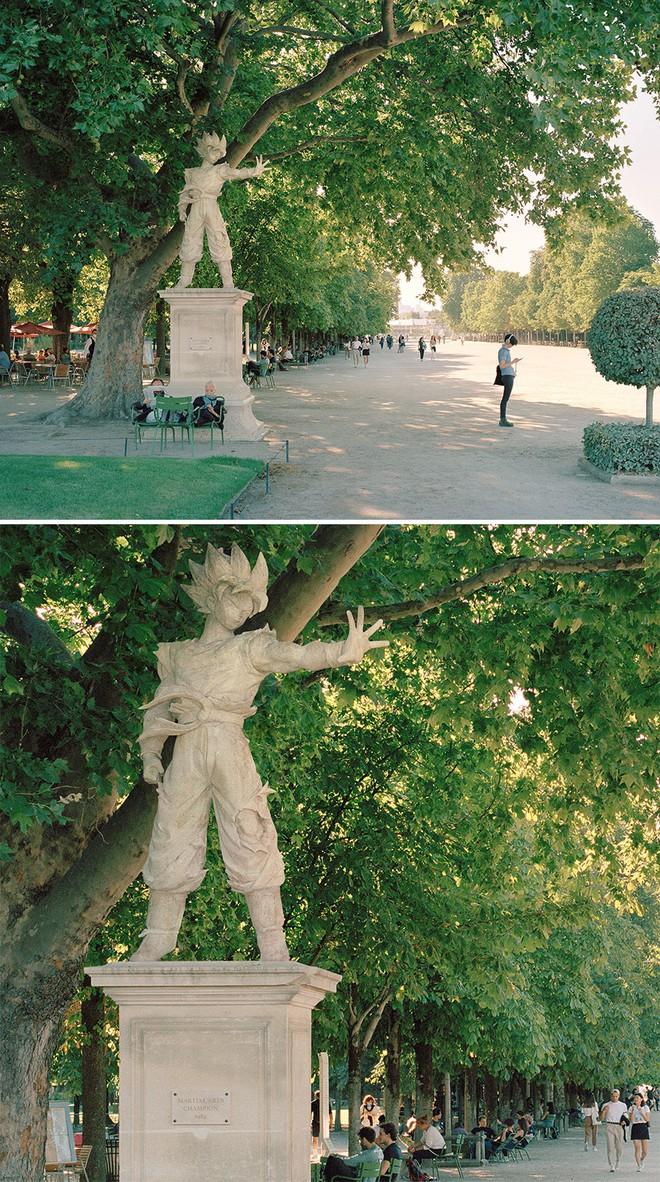 Nhiếp ảnh gia chụp ảnh đài tưởng niệm rồi dùng CGI để thay thế bằng hàng loạt nhân vật đình đám của văn hóa đại chúng - Ảnh 5.