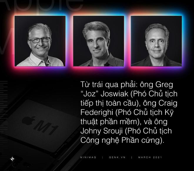 10 năm hành trình làm nên cuộc cách mạng Apple M1 – con chip làm thay đổi định kiến cả ngành bán dẫn - Ảnh 3.