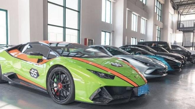 Quan chức Trung Quốc phối hợp với Tencent triệt phá thành công đường dây bán phần mềm hack trị giá triệu đô, tịch thu được toàn siêu xe thể thao - Ảnh 2.