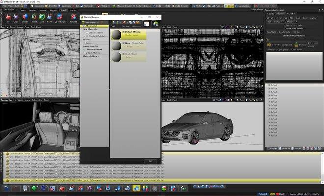 Sau hơn 1 năm tự mày mò thiết kế, nhóm modder Việt đưa VinFast LUX A2.0 vào GTA V - Ảnh 4.