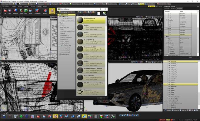 Sau hơn 1 năm tự mày mò thiết kế, nhóm modder Việt đưa VinFast LUX A2.0 vào GTA V - Ảnh 5.