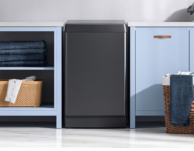 Xiaomi ra mắt máy giặt MIJIA Pulsator sức chứa 10kg, 16 chế độ giặt, có thể tự làm sạch, giá 244 USD - Ảnh 1.