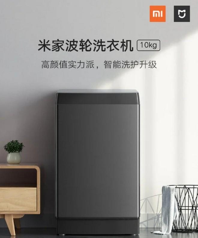Xiaomi ra mắt máy giặt MIJIA Pulsator sức chứa 10kg, 16 chế độ giặt, có thể tự làm sạch, giá 244 USD - Ảnh 3.