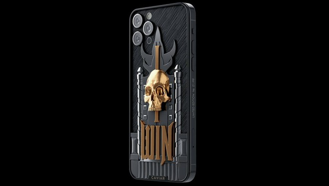 Ngất ngây với bản giới hạn iPhone 12 Pro và iPhone 12 Pro Max lấy cảm hứng từ Mortal Kombat - Ảnh 11.