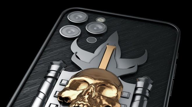 Ngất ngây với bản giới hạn iPhone 12 Pro và iPhone 12 Pro Max lấy cảm hứng từ Mortal Kombat - Ảnh 8.