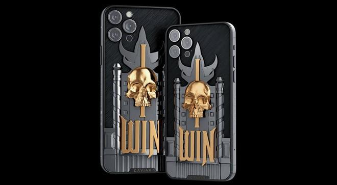 Ngất ngây với bản giới hạn iPhone 12 Pro và iPhone 12 Pro Max lấy cảm hứng từ Mortal Kombat - Ảnh 7.