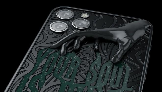 Ngất ngây với bản giới hạn iPhone 12 Pro và iPhone 12 Pro Max lấy cảm hứng từ Mortal Kombat - Ảnh 13.