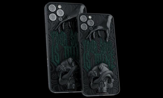 Ngất ngây với bản giới hạn iPhone 12 Pro và iPhone 12 Pro Max lấy cảm hứng từ Mortal Kombat - Ảnh 12.