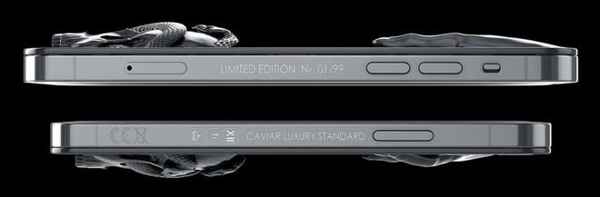 Ngất ngây với bản giới hạn iPhone 12 Pro và iPhone 12 Pro Max lấy cảm hứng từ Mortal Kombat - Ảnh 15.