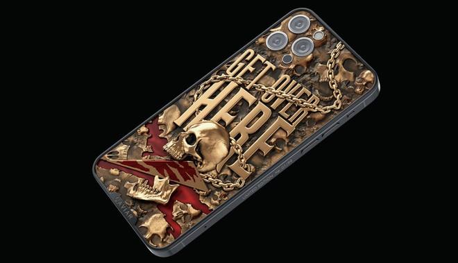 Ngất ngây với bản giới hạn iPhone 12 Pro và iPhone 12 Pro Max lấy cảm hứng từ Mortal Kombat - Ảnh 4.