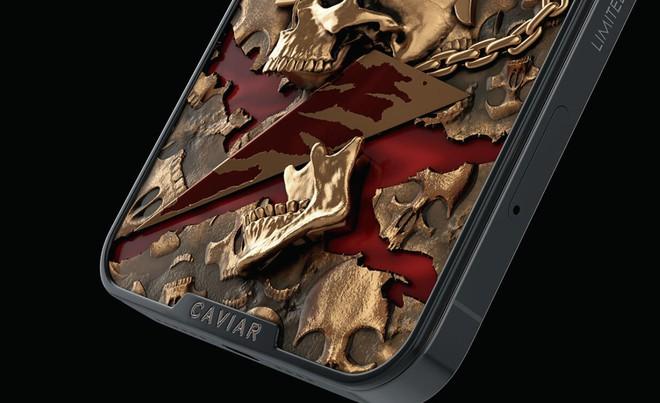 Ngất ngây với bản giới hạn iPhone 12 Pro và iPhone 12 Pro Max lấy cảm hứng từ Mortal Kombat - Ảnh 3.